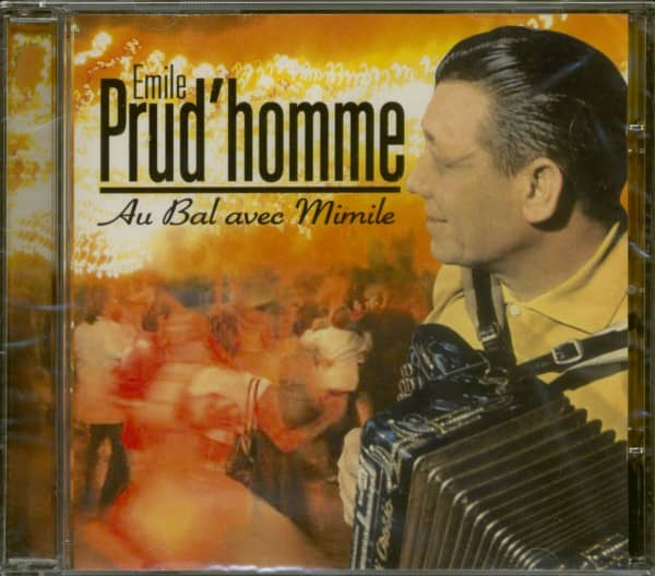 Au Bal Avec Mimile (CD)