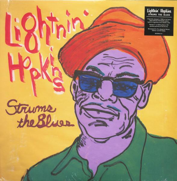 Strums The Blues (LP)