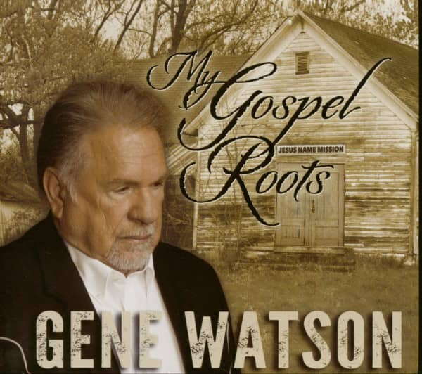 My Gospel Roots (CD)