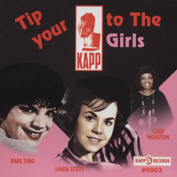 Tip Your Kapp To The Girls