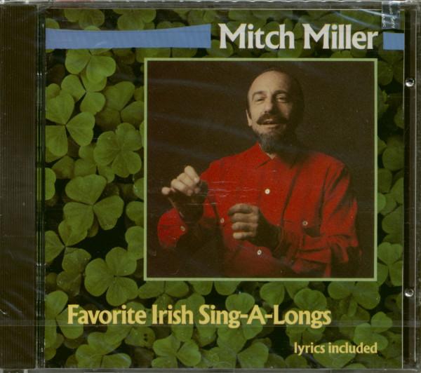 Favorite Irish Sing-A-Longs (CD)