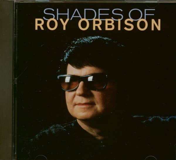 Shades Of Roy Orbison (CD)