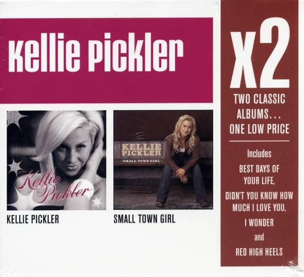 Kellie Pickler - Small Town Girl (2-CD)