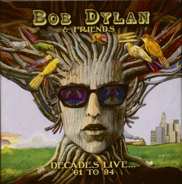 Decades Live... '61 To '94 (8-CD)