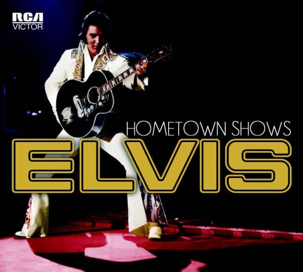 The Hometown Shows (2-CD Digipac)