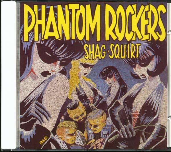 Shag-Squirt (CD)