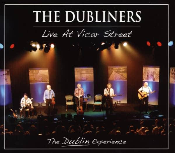 Live At Vicar Street (2-CD)