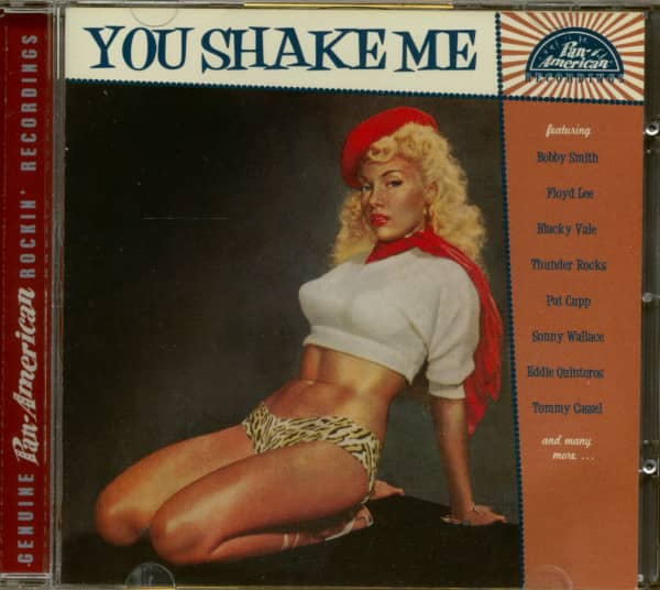 You Shake Me (CD)
