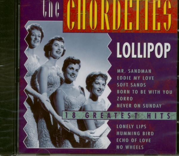 Lollipop - 18 Greatest Hits (CD)
