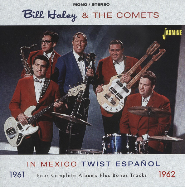 In Mexico - Twist Espanol (2-CD)