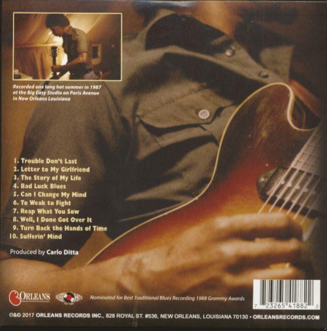Guitar Slim Jr  The Story Of My Life (CD)