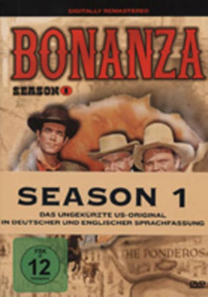 Bonanza - Staffel - Season 1 (8-DVD)(2)
