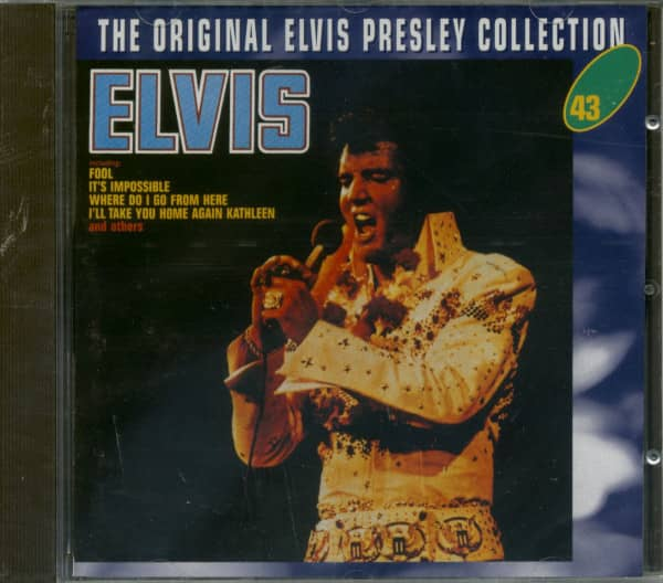 Elvis (The Fool Album) - The Original Collection #43 (CD)