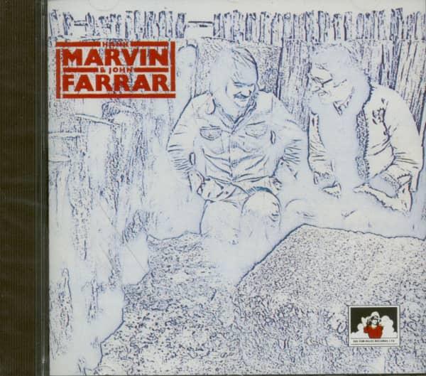 Hank Marvin & John Farrar (CD)