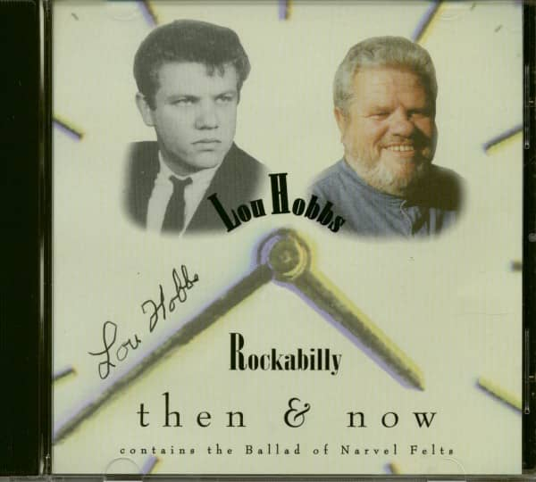 Rockabilly Then And Now (CD)