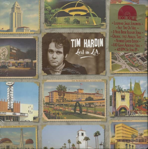 Lost In L.A. (LP, 180g Vinyl, 45rpm, Ltd., RSD)