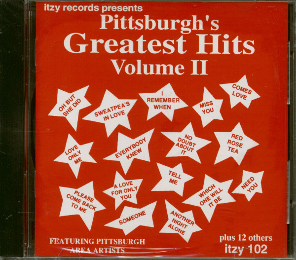 Pittsburgh's Greatest Hits Vol. 2 (CD)