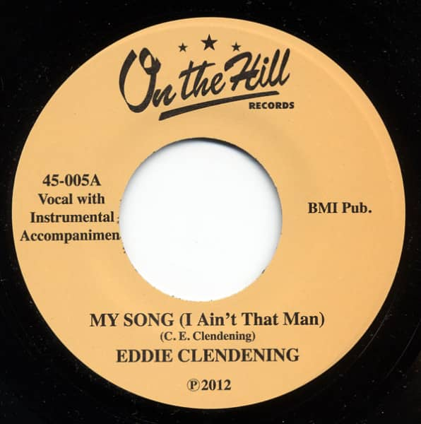My Song (I Ain't That Man) - That Weeping' Willow Tree 7inch, 45rpm