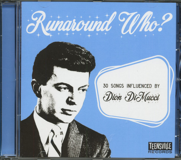 Runaround Who? 30 Songs Influenced By Dion DiMucci (CD)