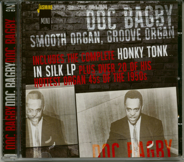 Smooth Organ Groove Organ (2-CD)