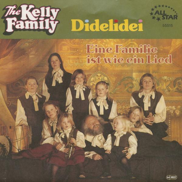 Didelidei - Eine Familie ist wie ein Lied (7inch, 45rpm, PS)