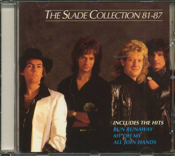 The Slade Collection 81-87 (CD)