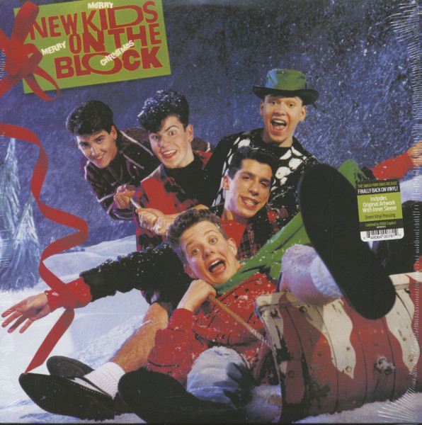 Merry, Merry Christmas (LP, Green Vinyl, Ltd.)