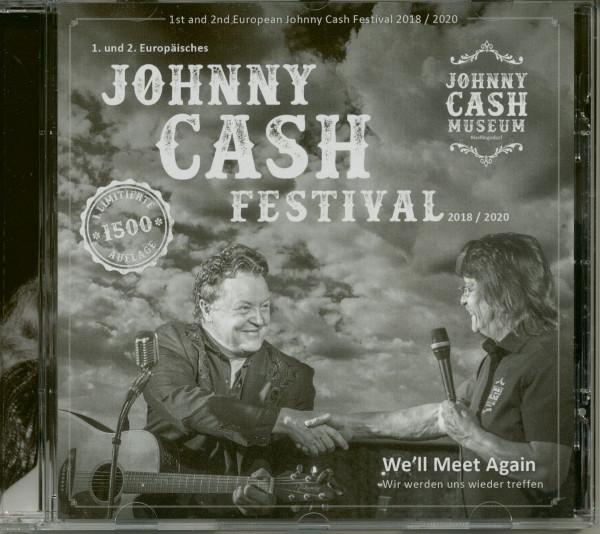 Johnny Cash Festival - We'll Meet Again (CD)