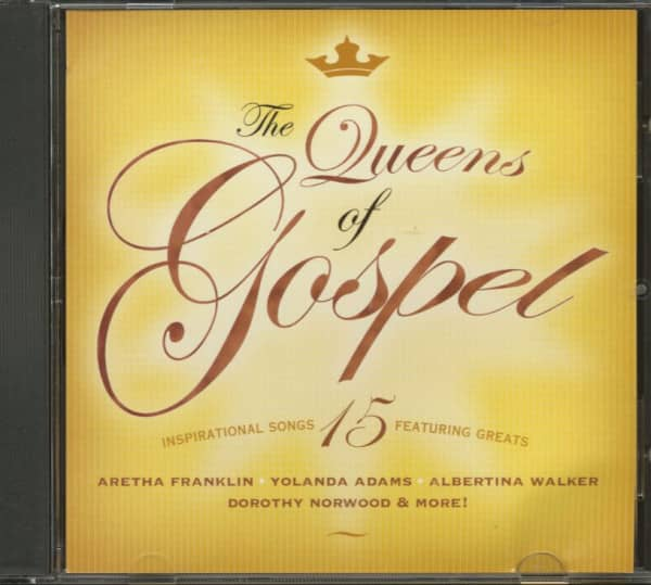 The Queens Of Gospel (CD, Cut-Out)