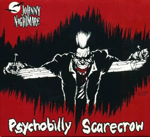 Psychobilly Scarecrow (CD)