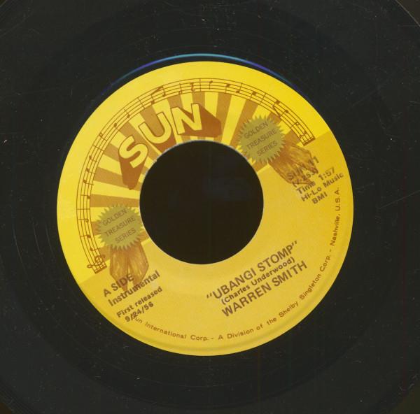 Ubangi Stomp - Black Jack David (7inch, 45rpm)