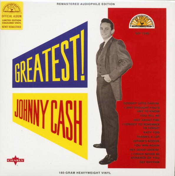 Greatest (LP)