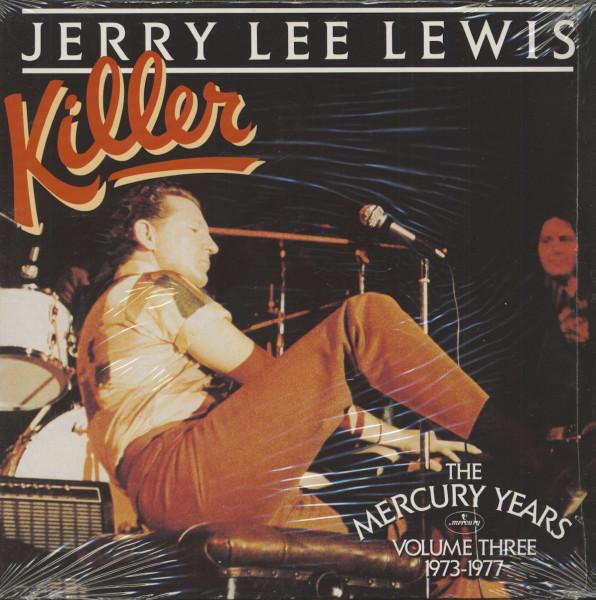 The Mercury Years Vol.3 1973-1977 (2-LP)
