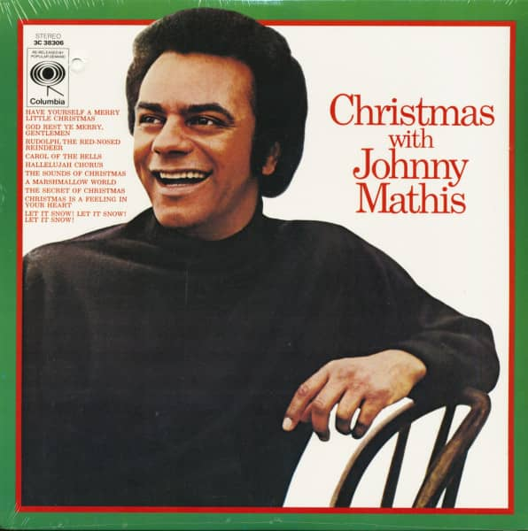 Christmas With Johnny Mathis (LP)