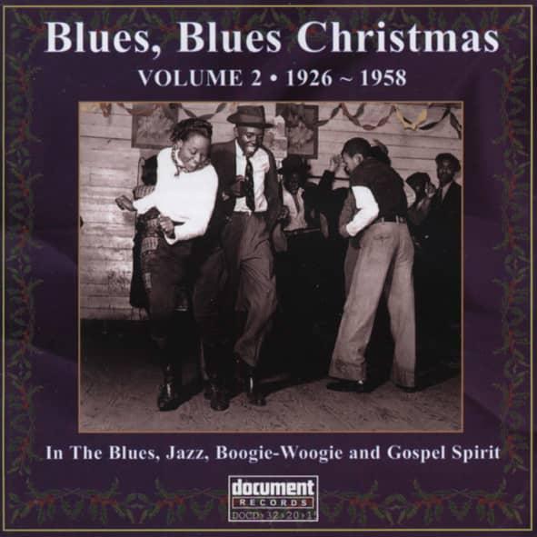 Blues, Blues Christmas Vol.2 (2-CD)
