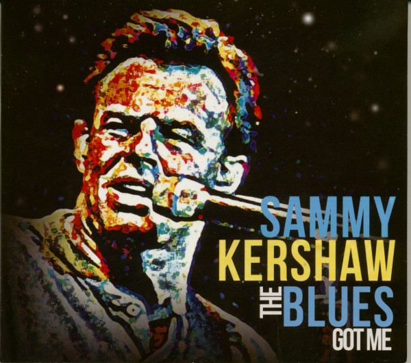 The Blues Got Me (CD)