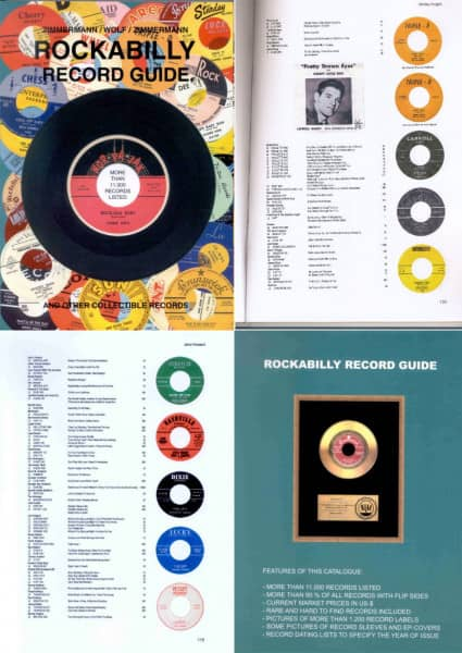 Rockabilly Record Guide