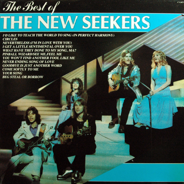 The Best Of The New Seekers (LP)
