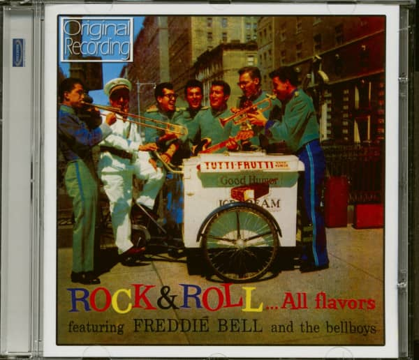Rock & Roll All Flavors (CD)