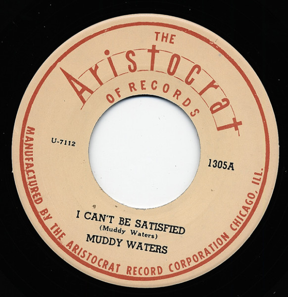 I Can't Be Satisfied - You're Gonna Miss .7inch, 45rpm