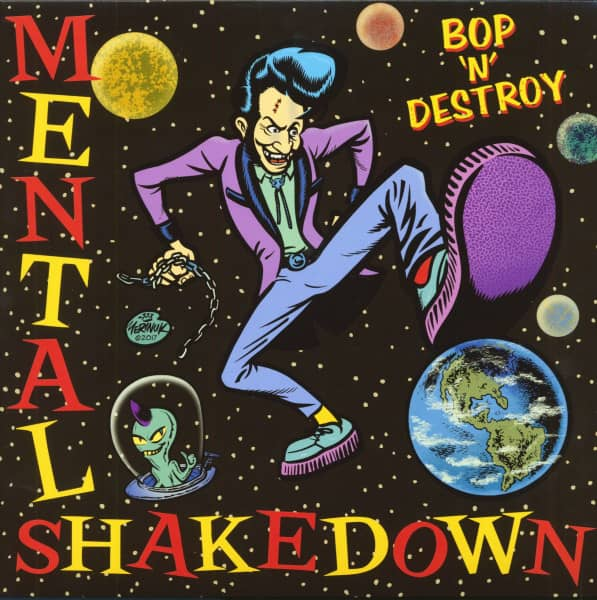 Bop'n'Destroy (LP)