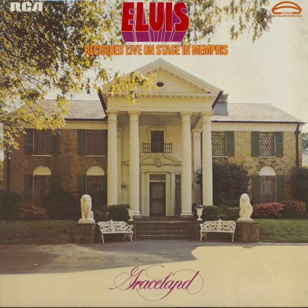 Elvis - Recorded Live On Stage - RCA 1983 (LP)