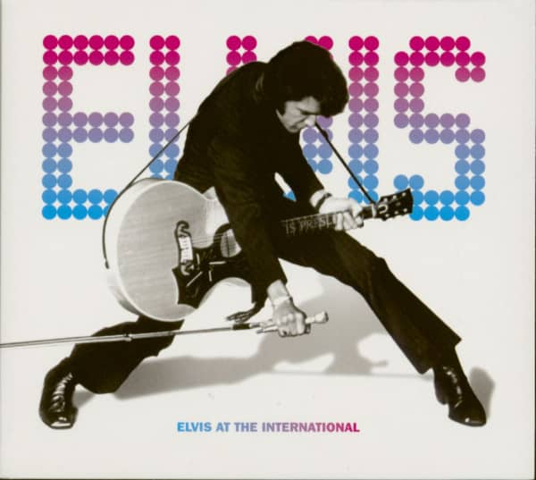 Elvis At The International (CD)