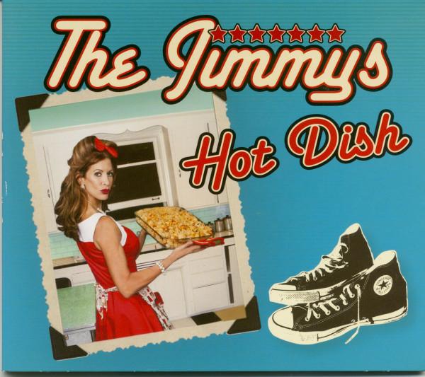 Hot Dish (CD)