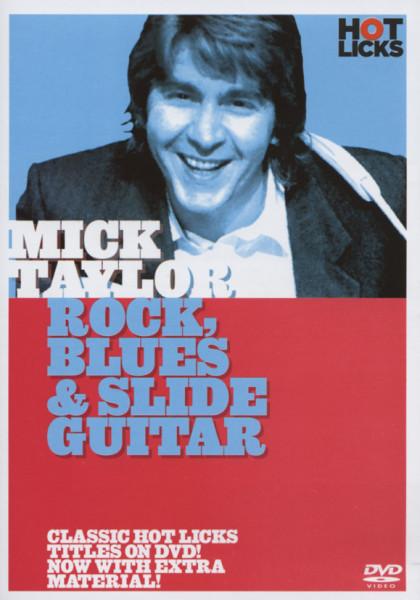 Rock Blues & Slide Guitar