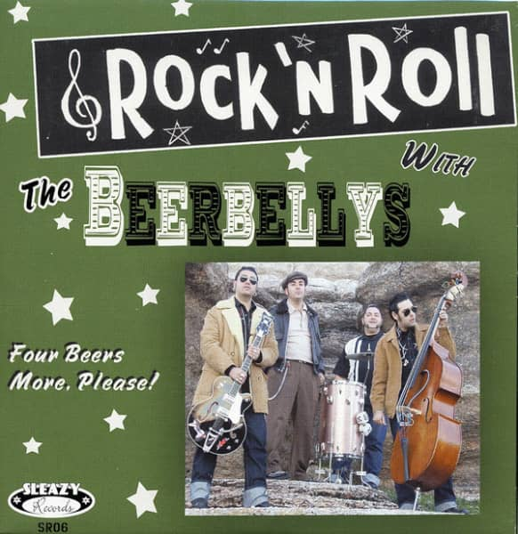 Rock & Roll With... 7inch, 45rpm EP