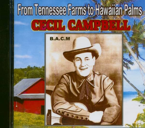 From Tennessee Farms To Hawaiin Palms (CD)