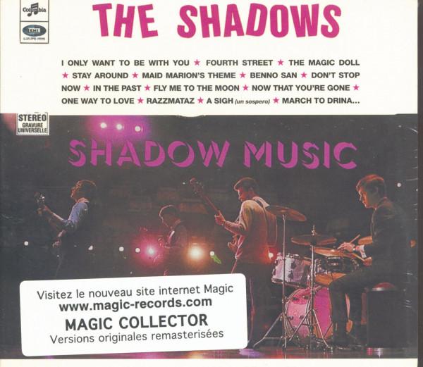 Shadow Music (CD)