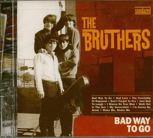 Bad Way To Go ! (CD)