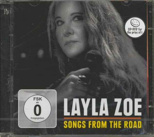 Songs From The Road (CD & DVD)